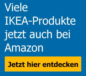 IKEA-Artikel auf Amazon.de