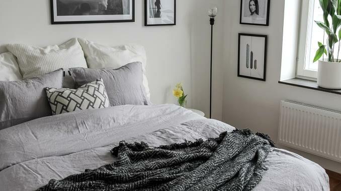 Bettwäsche, Bettdecken